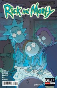 Rick and Morty #9 (2015)