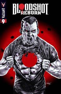 Bloodshot Reborn #9 (2015)