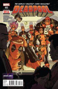 Deadpool #3 (2015)