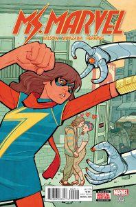 Ms. Marvel #2 (2015)