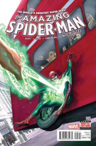 Amazing Spider-Man #5 (2015)