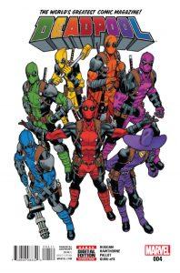Deadpool #4 (2015)