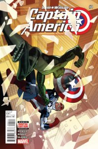 Sam Wilson: Captain America #4 (2015)