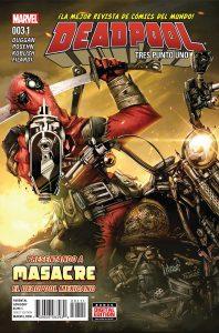Deadpool #3.1 (2015)