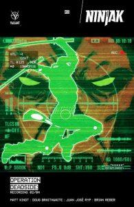 Ninjak #11 (2016)