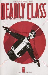 Deadly Class #18 (2016)