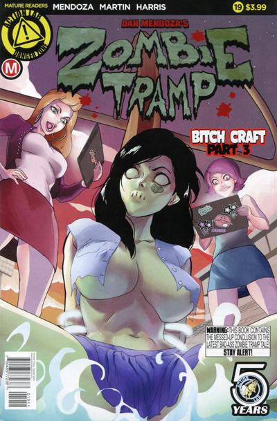 Zombie Tramp #19 (2016)