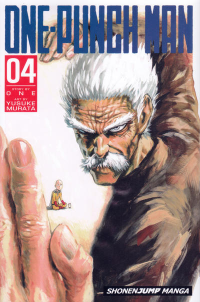 One-Punch Man #4 (2016)