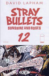 Stray Bullets: Sunshine & Roses #12 (2016)