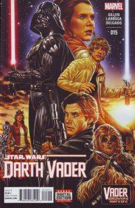 Darth Vader #15 (2016)