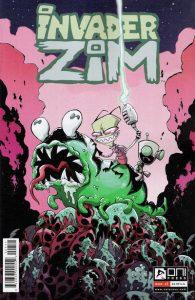 Invader Zim #7 (2016)