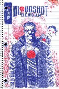 Bloodshot Reborn #10 (2016)