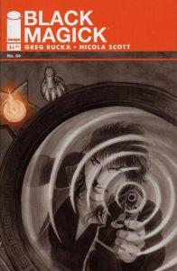 Black Magick #4 (2016)