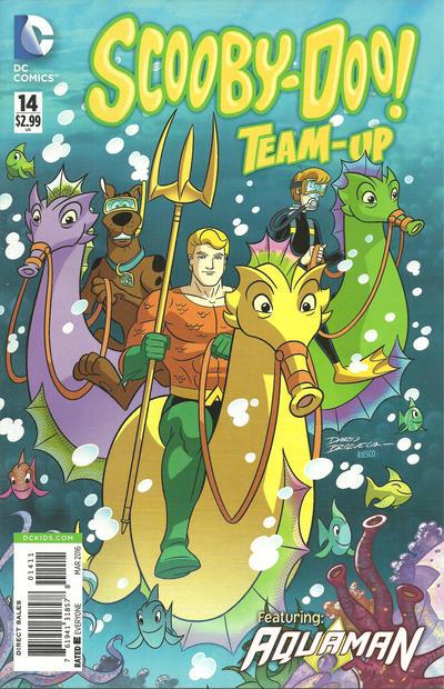 Scooby-Doo Team-Up #14 (2016)