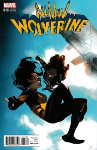 All-New Wolverine #18 (2016)