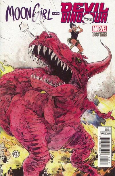 Moon Girl and Devil Dinosaur #3 (2016)