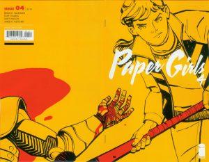 Paper Girls #4 (2016)