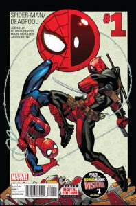 Spider-Man/Deadpool #1 (2016)