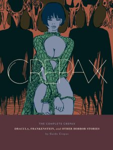 The Complete Crepax #1 (2016)
