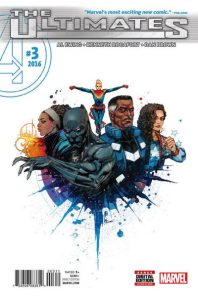 Ultimates #3 (2016)