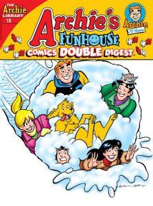 Archie & Friends Double Digest Magazine #18 (2016)