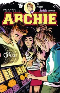 Archie #5 (2016)