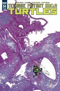 Teenage Mutant Ninja Turtles #54 (2016)