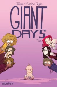 Giant Days #10 (2016)