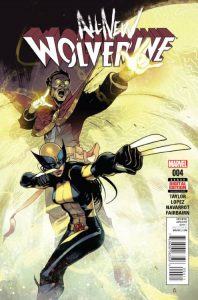 All-New Wolverine #4 (2016)