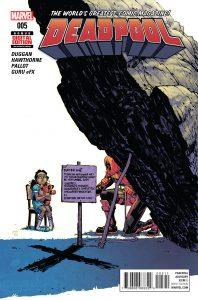 Deadpool #5 (2016)