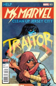 Ms. Marvel #3 (2016)