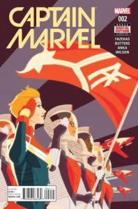 Captain Marvel #2 (2016)