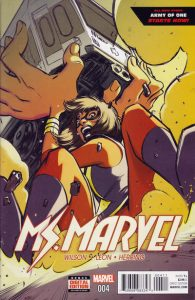 Ms. Marvel #4 (2016)