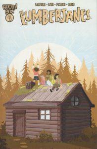 Lumberjanes #23 (2016)