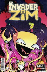 Invader Zim #8 (2016)