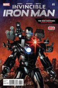 Invincible Iron Man #6 (2016)