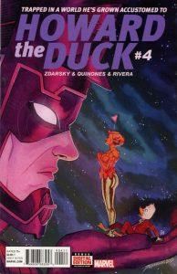 Howard the Duck #4 (2016)