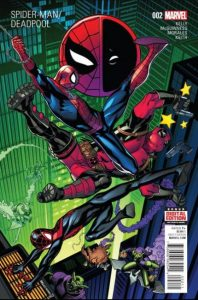 Spider-Man/Deadpool #2 (2016)