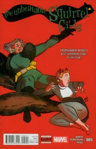 The Unbeatable Squirrel Girl #5 (2016)