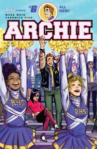 Archie #6 (2016)