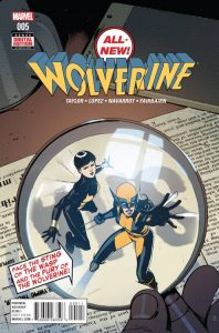 All-New Wolverine #5 (2016)