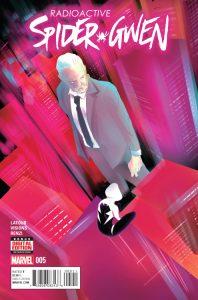 Spider-Gwen (Vol. 2) #5 (2016)