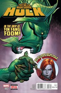 Totally Awesome Hulk #3 (2016)