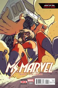 Ms. Marvel #4 (2016)