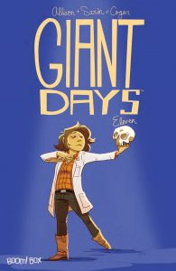 Giant Days #11 (2016)