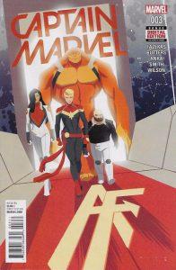 Captain Marvel #3 (2016)
