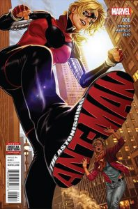 The Astonishing Ant-Man #6 (2016)