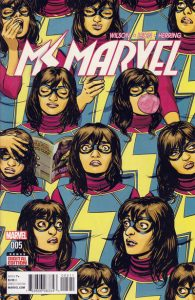 Ms. Marvel #5 (2016)