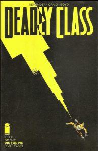 Deadly Class #20 (2016)