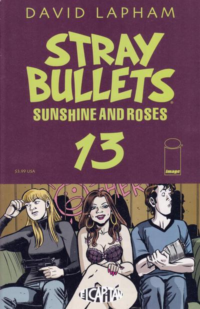 Stray Bullets: Sunshine & Roses #13 (2016)